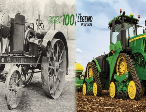 100 Years of John Deere Tractors