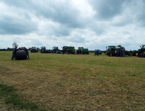 Video and Images from Grass and Muck 2018